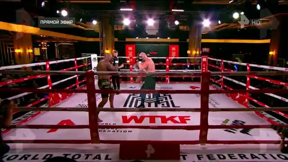 Видео эффектного нокаута Харитонова в бою против Родригеса