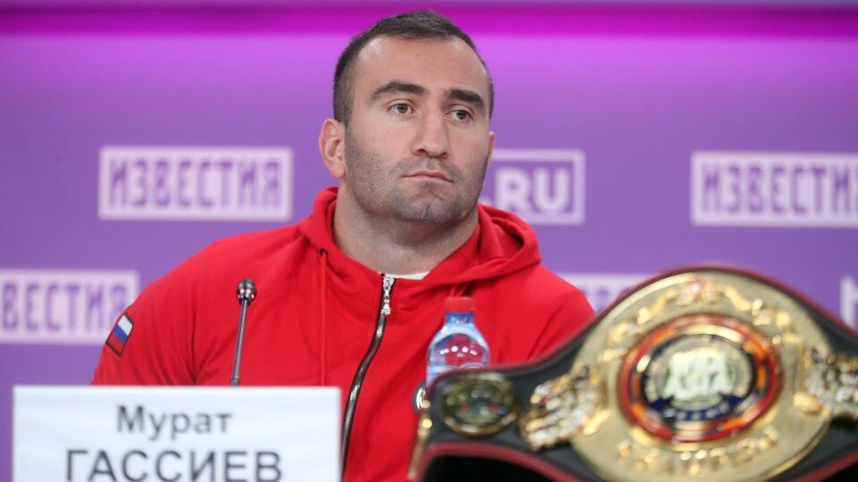 Экзамен для Гассиева: зрители РЕН ТВ увидят бой за пояс WBA Asia