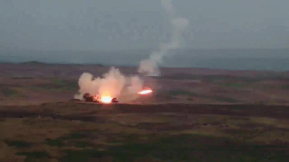 """Армения задействует """"Искандеры"""" в случае применения Турцией F-16 в НКР"""