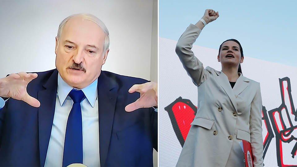 В Совфеде назвали отличия позиций Лукашенко и Тихановской по Крыму
