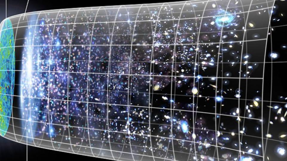 Ученые выяснили изначальное состояние Вселенной после Большого взрыва