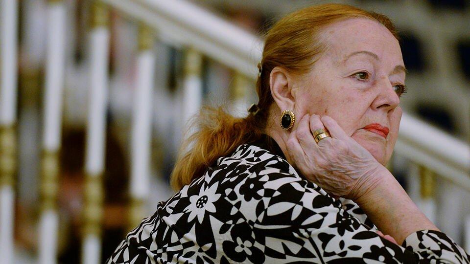 Умерла заслуженная артистка РСФСР Ирина Моисеева