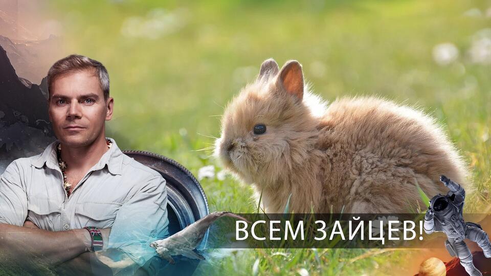 Всем зайцев!  НИИ РЕН ТВ. (05.04.2021).