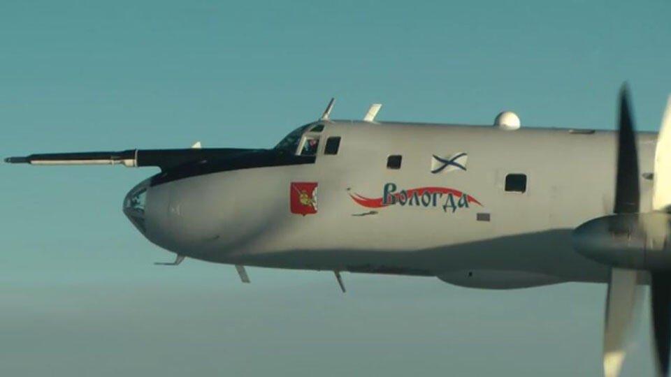 Два самолетаТу-142Северного флота выполнили 11-часовой полет