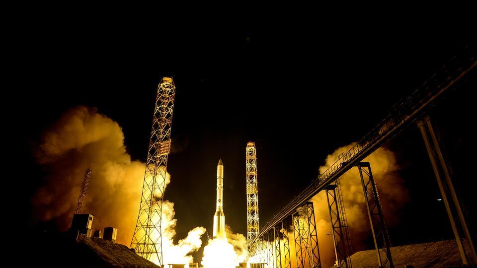 Роскосмос запланировал 26 пусков ракет до июля 2021 года