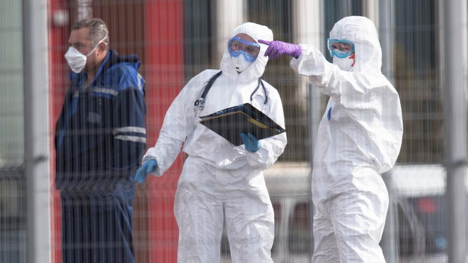 205 тыс. человек остаются под наблюдением в РФ из-за коронавируса