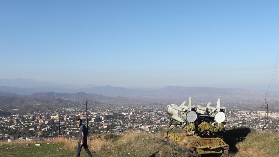 Госдеп: Армения и Азербайджан согласились на перемирие в Карабахе