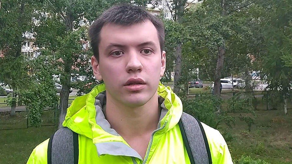 Понятой рассказал о досмотре вещей Навального после госпитализации
