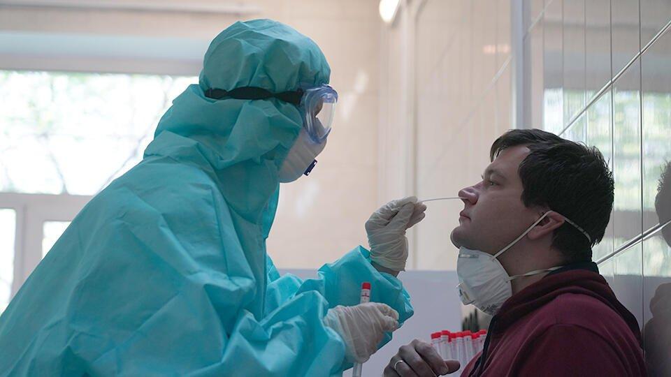 Все москвичи с 27 мая могут пройти бесплатный тест на антитела к COVID