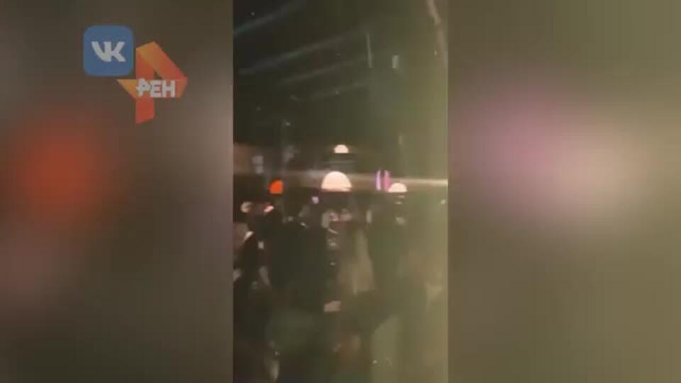 Видео: у озера Ая на Алтае устроили шумную диско-вечеринку