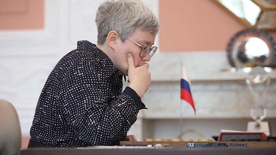 Шашистка Тансыккужина удивилась требованию WADA убрать флаг РФ на ЧМ