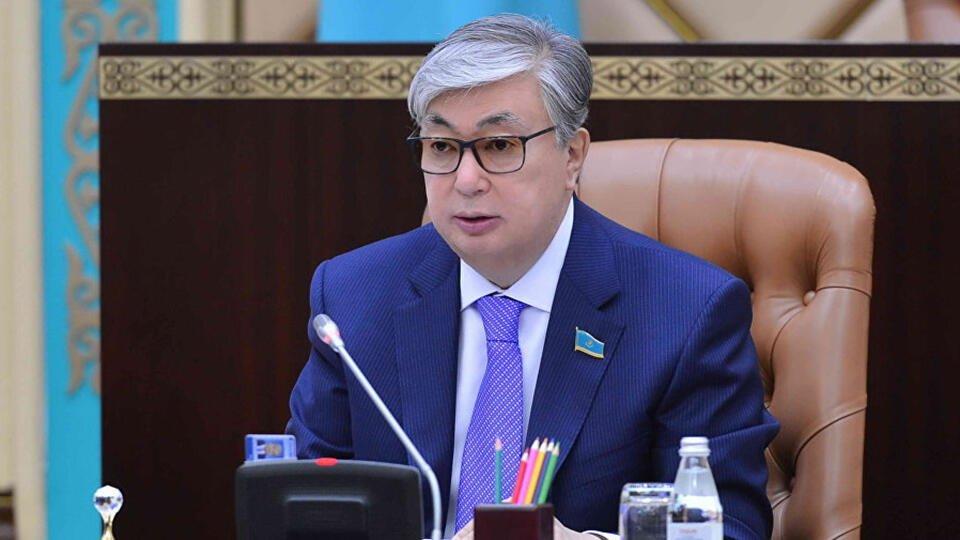 Путин обсудил с лидером Казахстана борьбу с коронавирусом