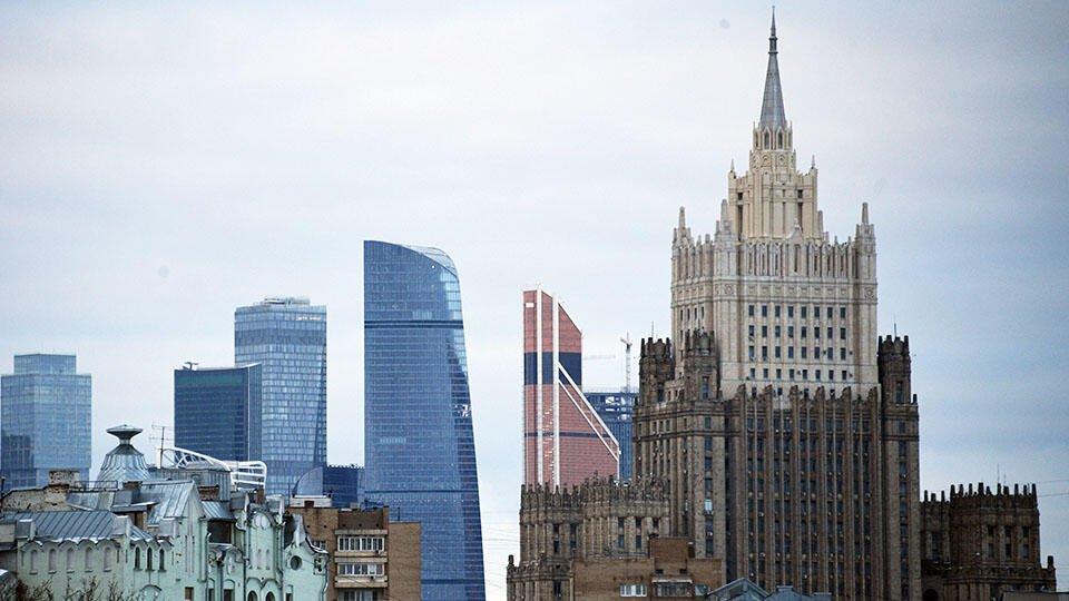 МИД не исключил причастности США к высылке дипломатов РФ из Словакии