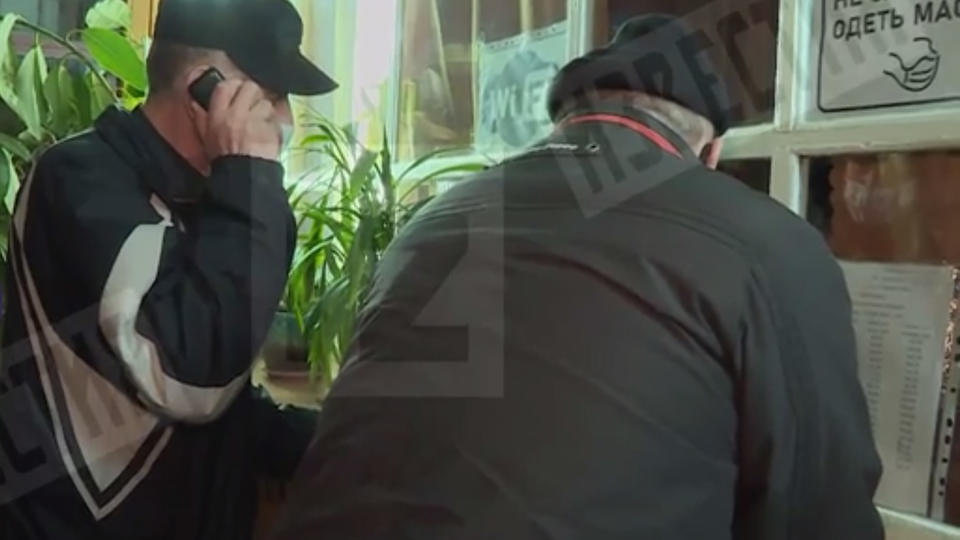Полиция забрала скопинского маньяка после скандала в гостинице