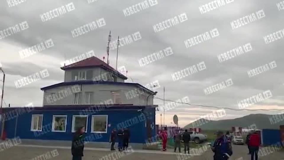 РЕН ТВ публикует запись переговоров пилота Ан-26 с диспетчером