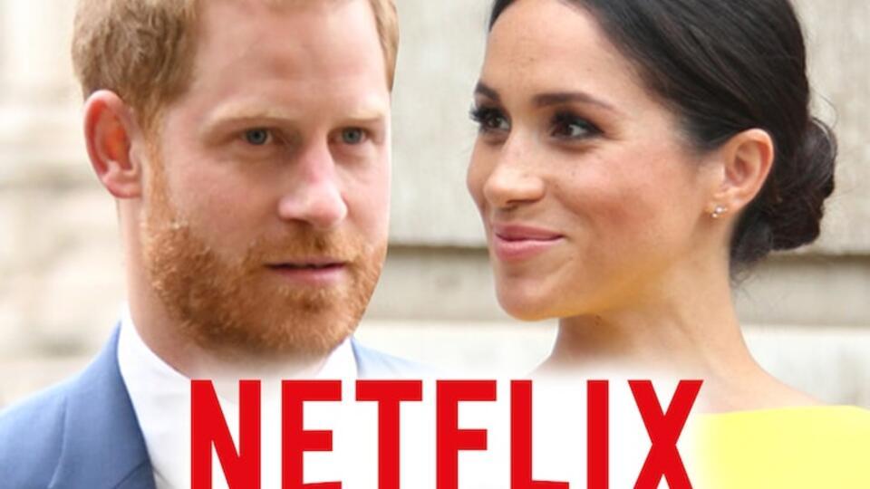 Меган Маркл выступит продюсером нового мультсериала на Netflix