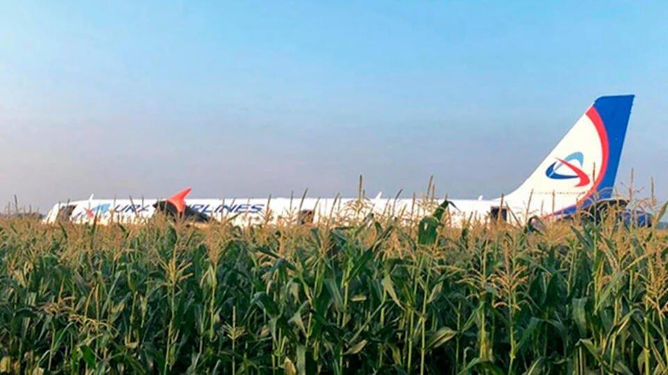 """""""Идем правее на солнце"""": как проходила эвакуация аварийного А321"""