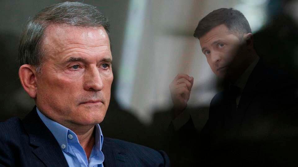 Медведчук заявил, что суд продлил домашний арест по указу Зеленского