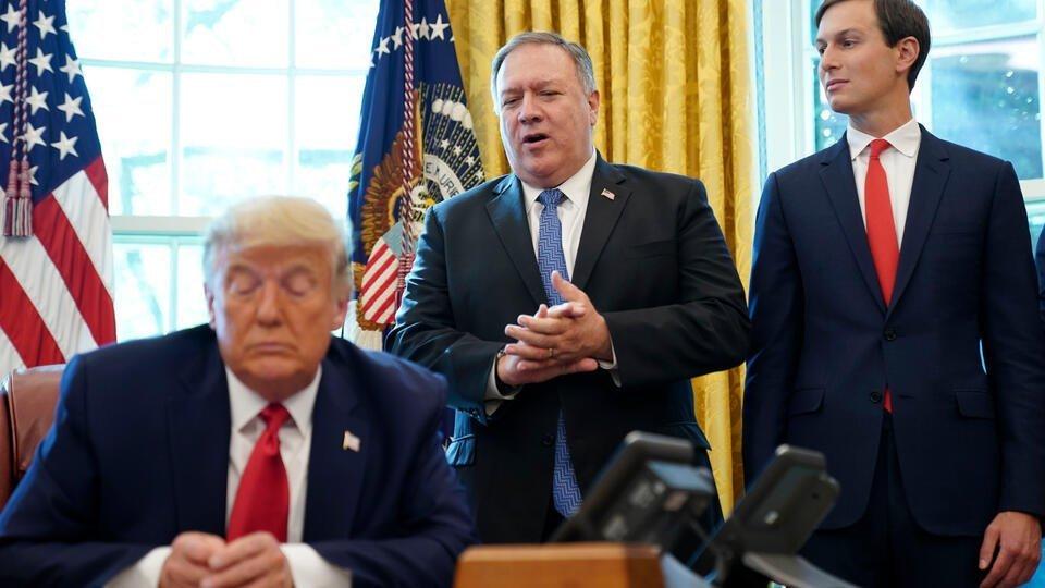 Помпео о врагах США: Россия определенно входит в этот список
