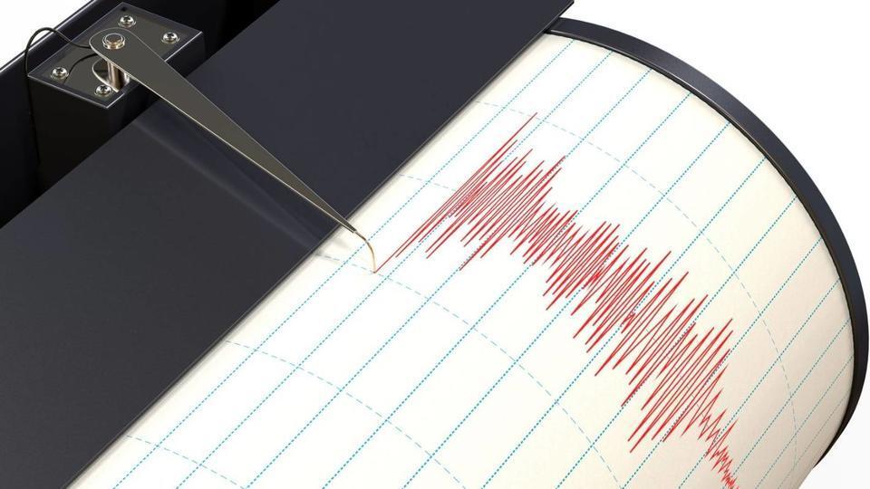 Землетрясение магнитудой 5,5 произошло в Колумбии