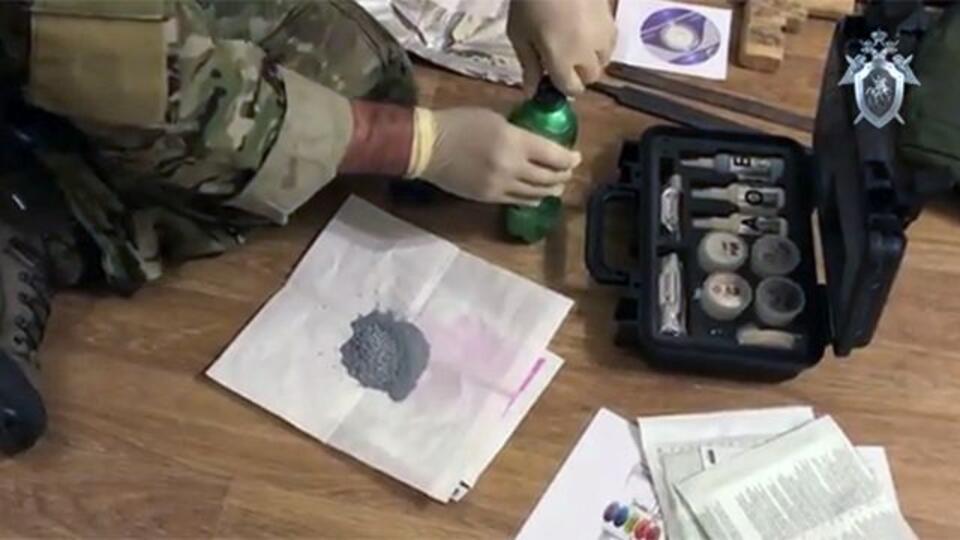 Задержанные в Астрахани экстремисты планировали применить взрывчатку