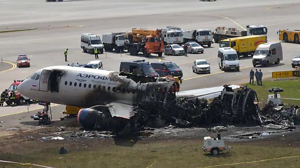 Дело о катастрофе SSJ-100 в Шереметьево направлено в суд