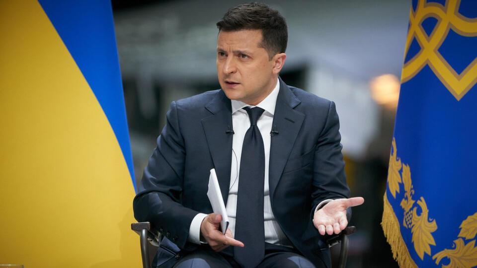 Зеленский пожаловался на несправедливость МВФ к Украине