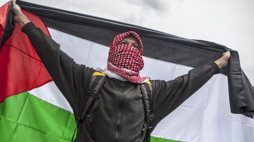 Блинкен назвал способ решения палестино-израильского конфликта