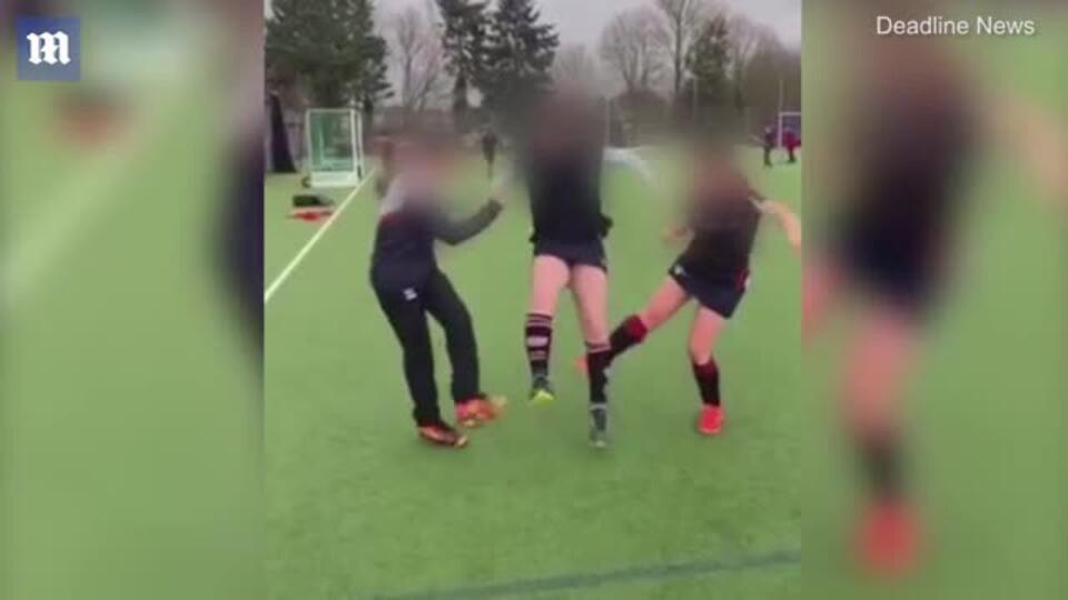 Школьница повредила позвоночник, выполняя опасный TikTok-челлендж