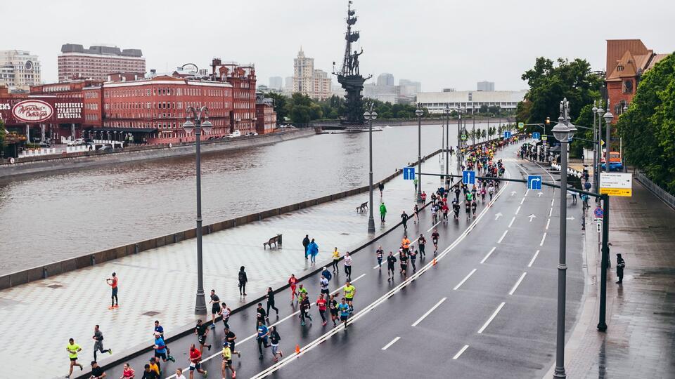 Призовой фонд Московского полумарафона превысит миллион рублей
