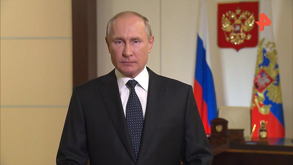 Путин выразил надежду на установление долгосрочного мира в Карабахе