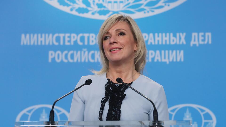 Захарова поведала о кризисе политических элит в Польше и Эстонии