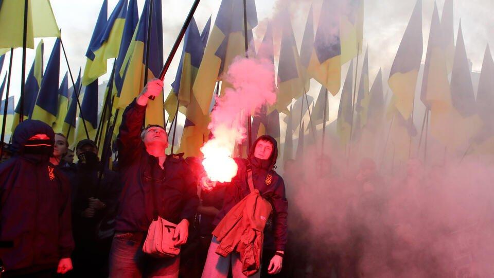На Украине впервые празднуют День защитников и защитниц