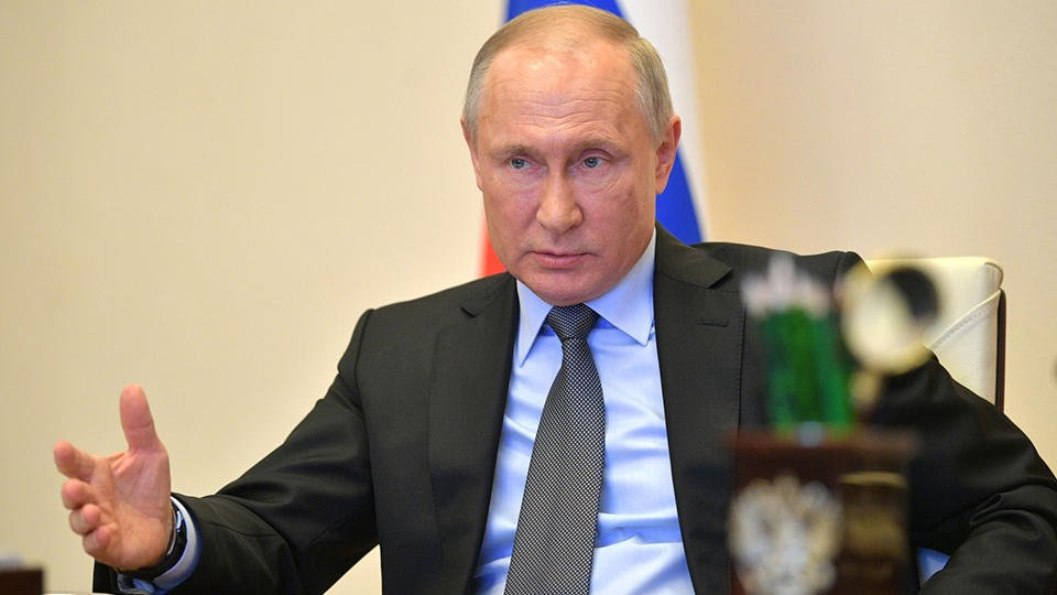 Путин: Позитивная динамика с COVID в России есть, но она неустойчивая