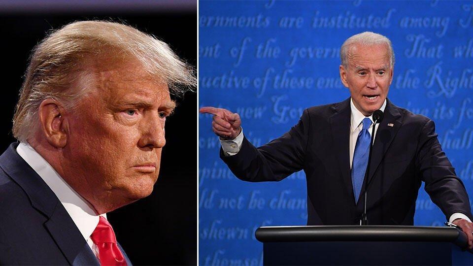 Байден: ещё четыре года Джорджа Трампа страна не выдержит