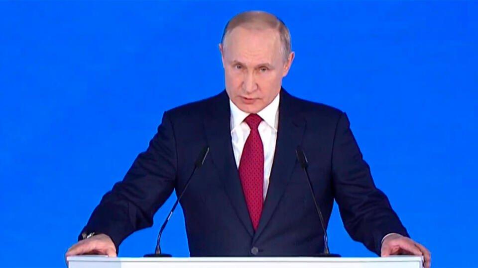 Путин считает, что в РФ нужно вводить раздельный сбор мусора