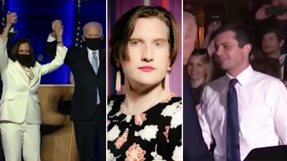 """Женсовет, геи и трансгендеры: Байден представил """"команду мечты"""""""