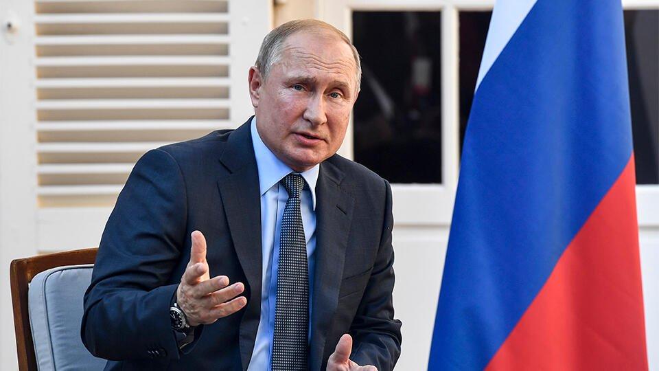Худой мир с США и вброс по Ирану: основные тезисы интервью Путина NBC