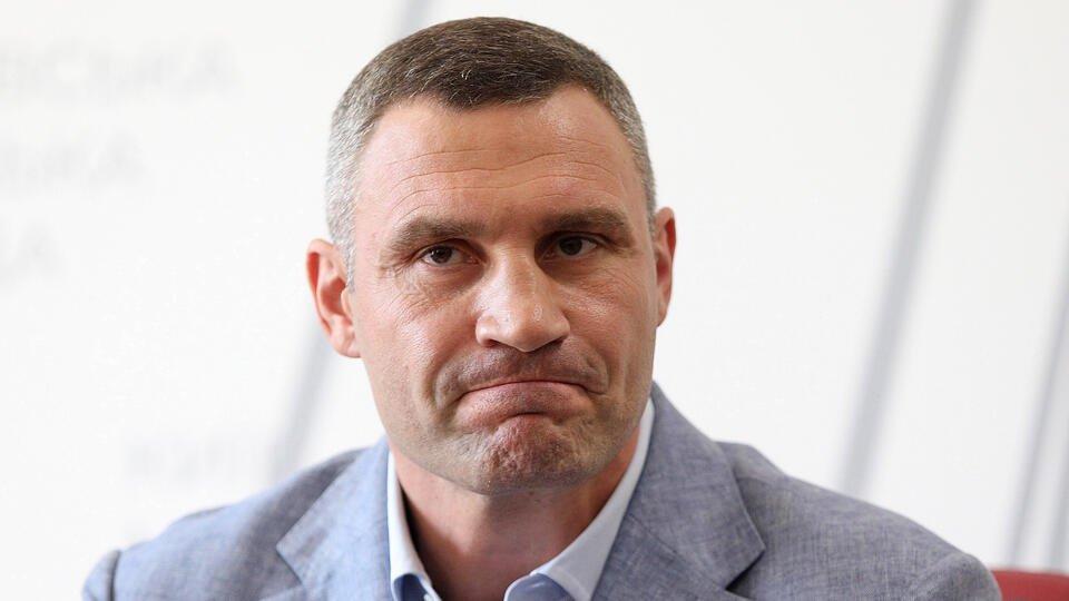 Кличко обвинил власти Украины в заговоре против него