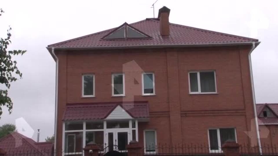 ФСБ оцепила дом губернатора Фургала