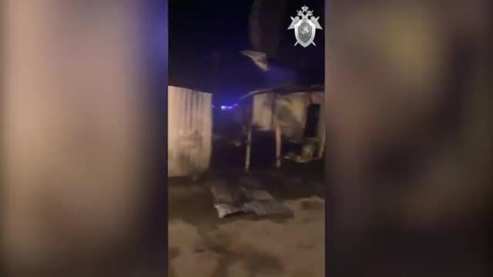Возбуждено дело после взрыва на АЗС под Краснодаром