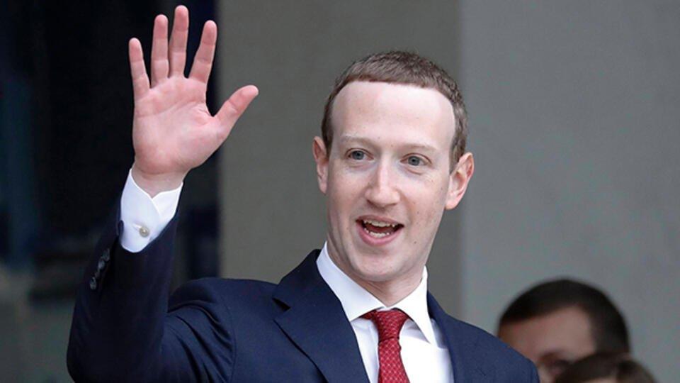 """""""Джокер, это ты?"""" — Марк Цукерберг перестарался с кремом и стал мемом"""