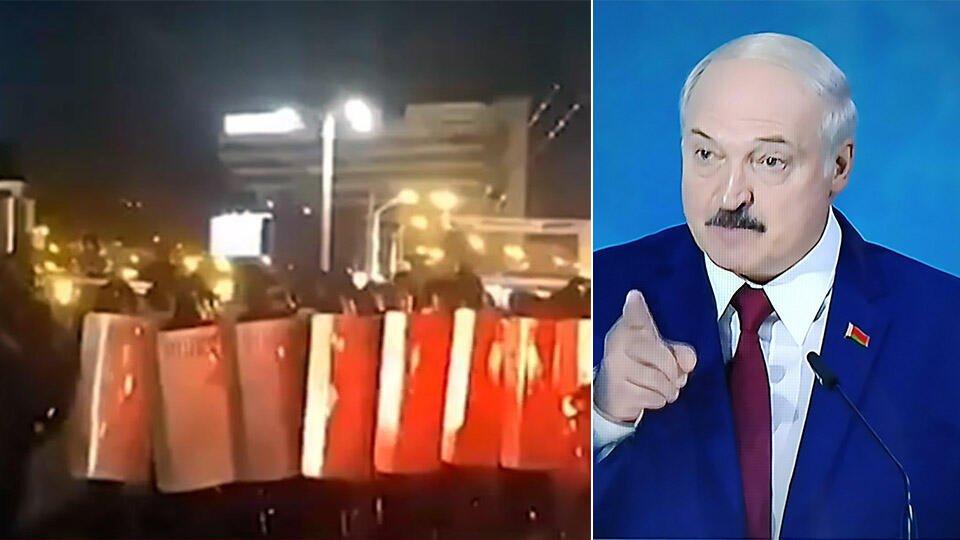 Лукашенко о протестах: Майдана в Белоруссии не будет