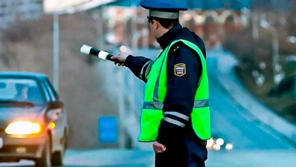 Первого нарушителя карантина на автомобиле остановили в Москве