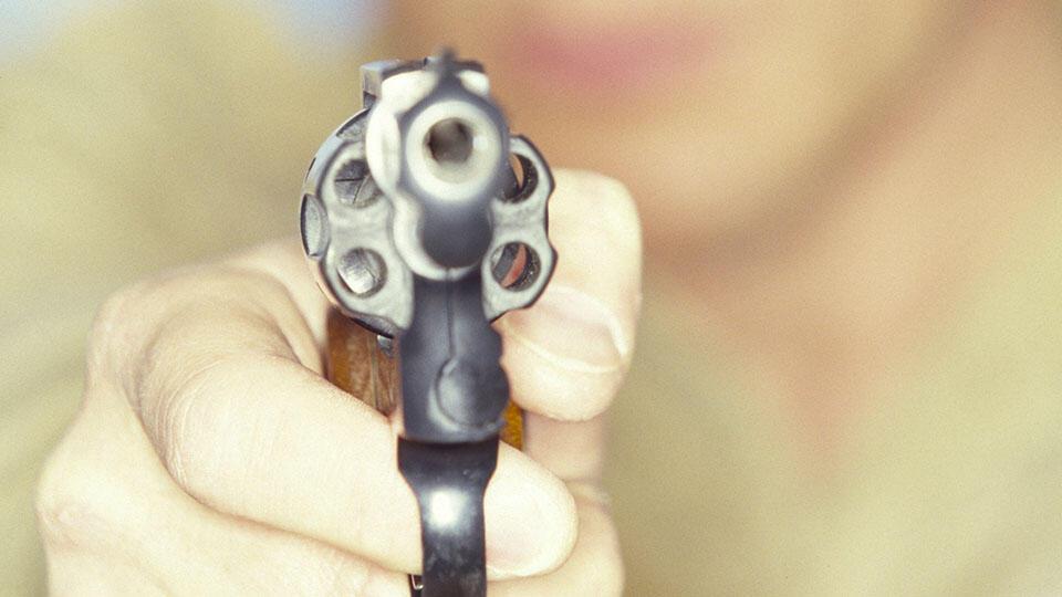 Подмосковного бизнесменаубили тремя выстрелами в голову из револьвера
