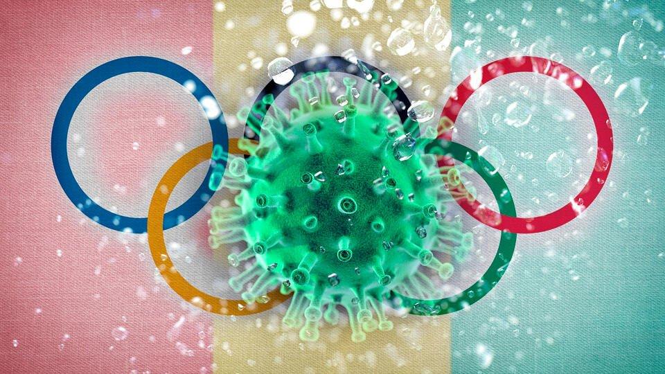 """Возникновение """"олимпийского"""" штамма коронавируса сочли маловероятным"""