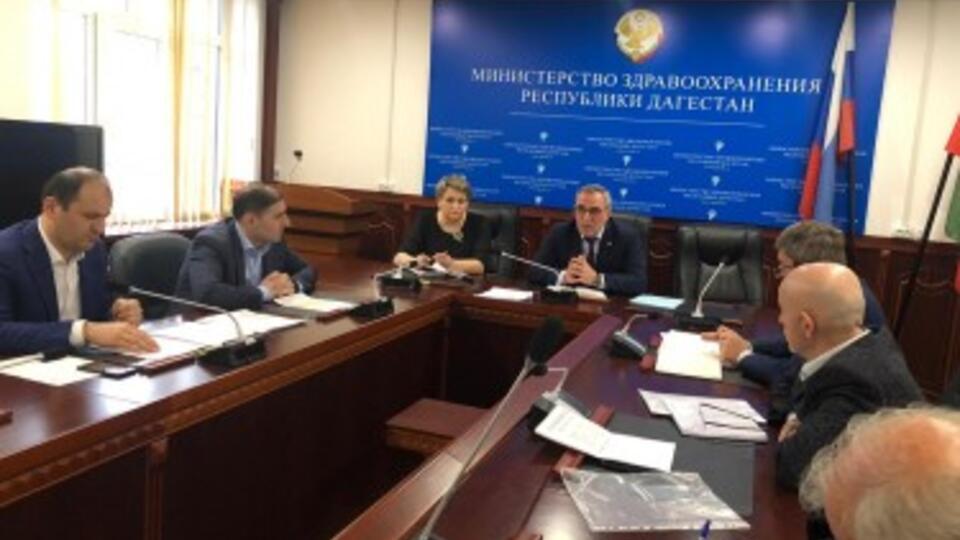 В Минздраве Дагестана ответили на сообщение о смерти более 40 медиков