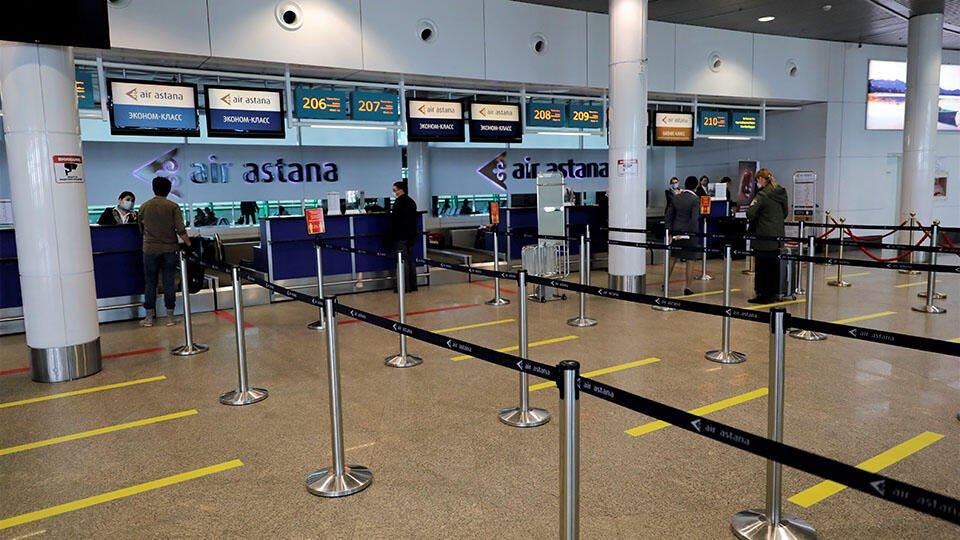 Казахстан возобновляет авиасообщение с Россией