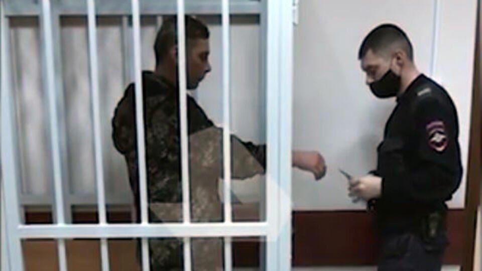 Суд арестовал мужчину, выбросившего подругу из окна под Москвой