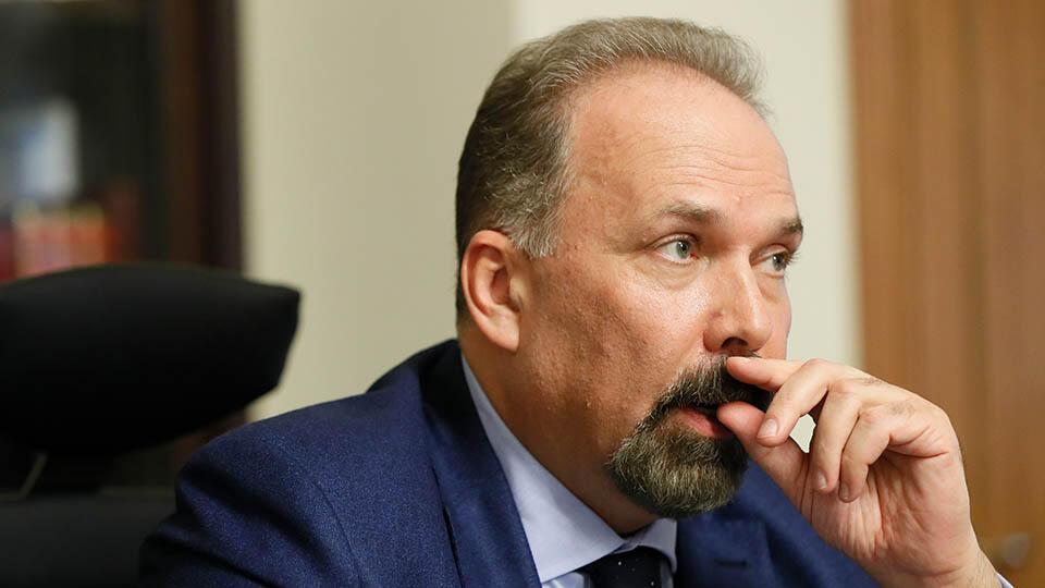 Генпрокурор раскрыл детали дела аудитора Счетной палаты Михаила Меня